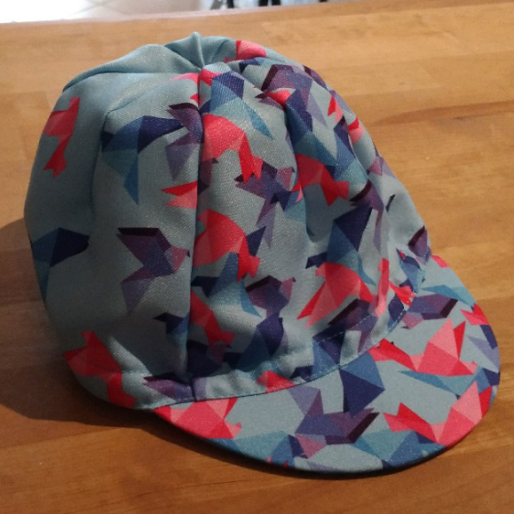 Parrot Cycling Cap