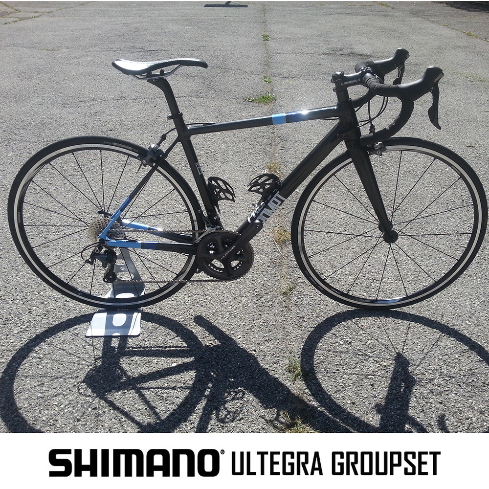 Prompt D211- Carbon bike with Ultegra 22 speed Compact