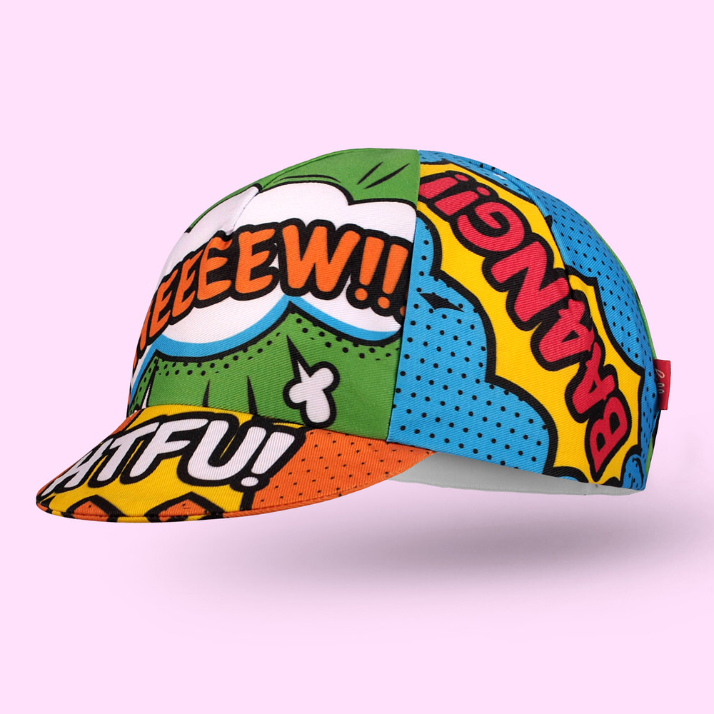 WTF Cycling Cap