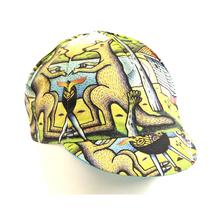 Monbassa Beach BBQ Cycling Cap