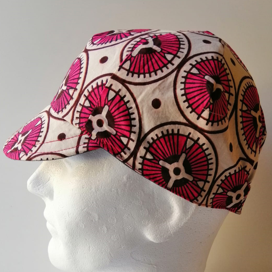 Bike Wheel Reversible Cycling Cap