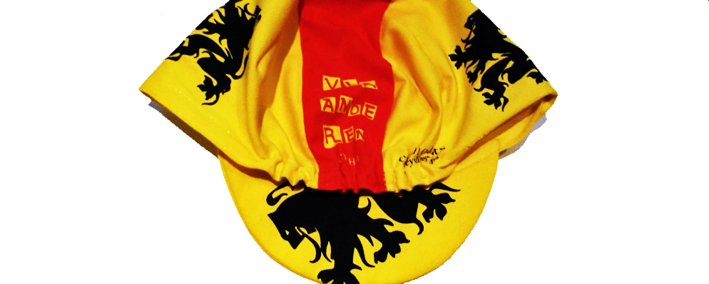 Lion of Flanders Cycling Cap