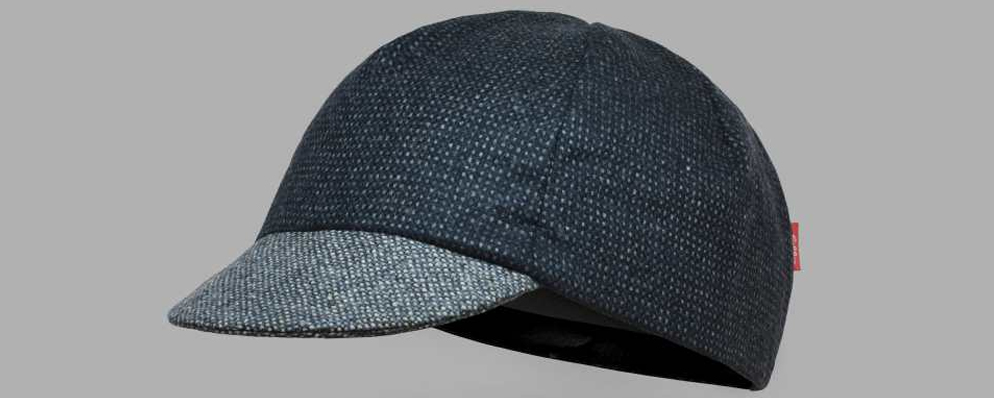 Sebastian Wool Cycling Cap